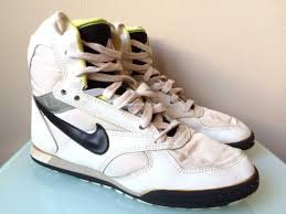 Vintage Nike Air High Top Shoes Size 11 Separation