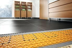 heated bathroom floors heated bathroom floor options heated