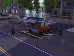 The Sims Depot: Create A World Tips And Tricks: Adding A Food Truck ...