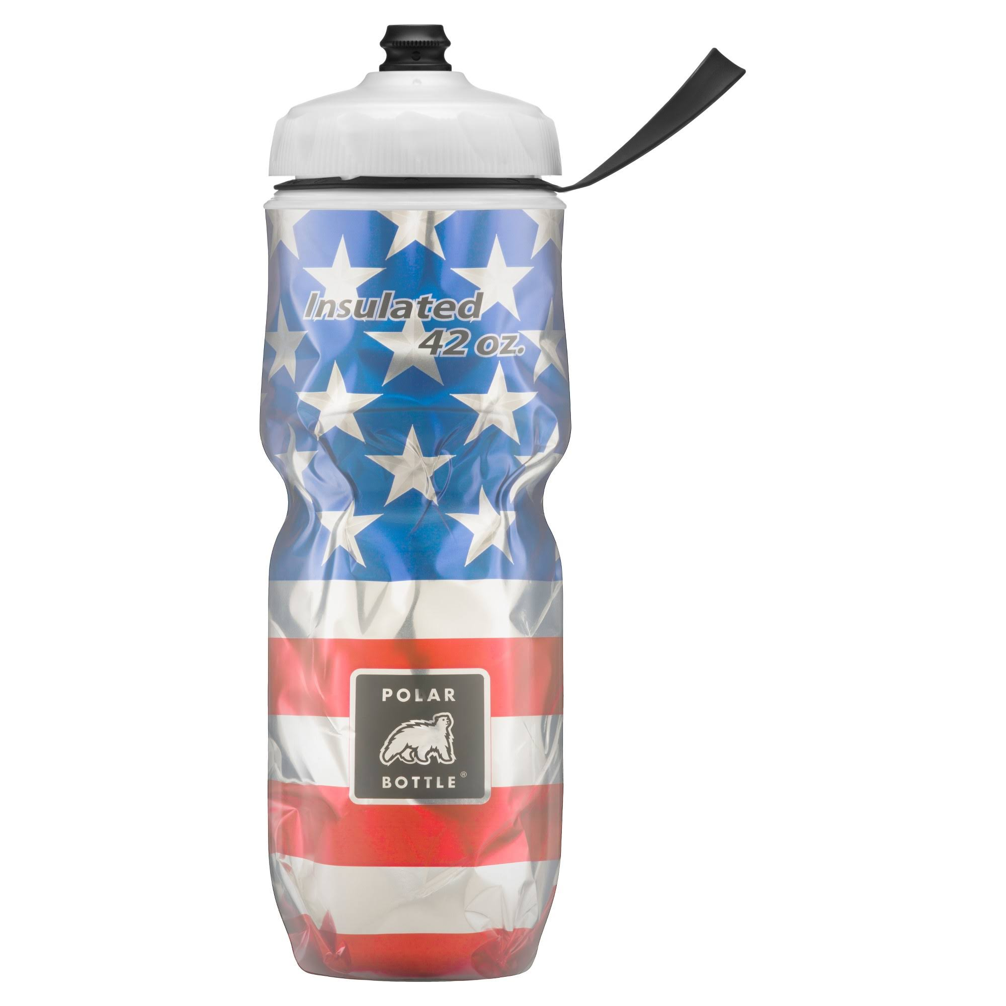 Polar Insulated 42oz Water Bottle