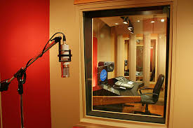 Studio B Vocal Booth At Beaird Music Group