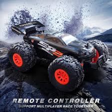 100 Radio For Trucks Details About 24G Remote Control Monster RC Car Off Road Vehicle Electronic Toys