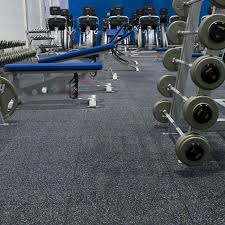 Exercise Floor by Home Gym Flooring Materials