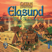 Board Games Elasund The First City Of Catan