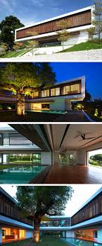 100 Wallflower Designs See Through House By Architecture Design In Bukit Timah