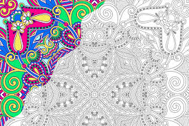 Though Many People Find Coloring Calming And Therapeutic True Art Therapy According To Brueckner Involves The Facilitation Of A Therapist