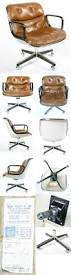 Knoll Pollock Chair Vintage by 125 Best Chairs Images On Pinterest Chairs Furniture Chairs And