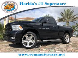 100 Dodge Rt Truck For Sale Used 2012 Ram 1500 RT RWD Vero Beach FL