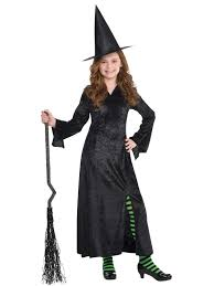 Images Of Black Witch Costume - Halloween Ideas Halloween Witches Costumes Kids Girls 132 Best American Girl Doll Halloween Images On Pinterest This Womens Raven Witch Costume Is A Unique And Detailed Take My Diy Spider Web Skirt Hair Fascinator Purchased The Werewolf Pottery Barn Dress Up Costumes Best 25 Costume For Ideas Homemade 100 Witchy Women Images Of Diy Ideas 54 Witchella Crafts Easier Sleeves Could Insert Colored Panels Girls Witch Clothing Shoes Accsories Reactment Theater