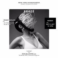 Brace Designers Emergents De La Mode NYFW