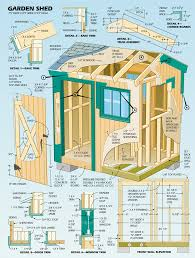 10 X 16 Shed Plans Free by Build Your Own Outdoor Shed Using Outdoor Shed Plans Cool Shed