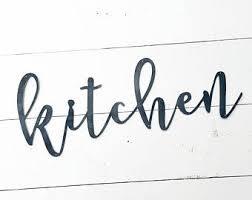 METAL Art Farmhouse Kitchen Wall Pears Decor