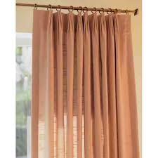 sheer curtains custom sheer drapes