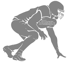 Steelers Pumpkin Carving Stencils Free by Football Stencil Free Download Clip Art Free Clip Art On