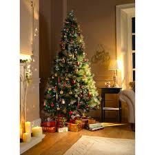 Slim Pre Lit Christmas Tree Argos by Peachy Design 7ft Christmas Tree Modest Ideas Buy Collection Snow