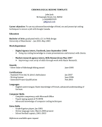 Resume Samples Canada Download Sample For Post Job On