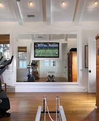 Decorating: Home Gym Equipment With Tv Furniture - Top 15 Home Gym ... Home Gym Interior Design Best Ideas Stesyllabus A Home Gym Images About On Pinterest Gyms And Idolza Designs Hang Lcd Dma Homes 12025 70 And Rooms To Empower Your Workouts Beautiful Small Space Gallery Amazing House Nifty Also As Wells A To Decorating Equipment With Tv Fniture Top 15 In Any For Garage Exterior Gymnasium Vs