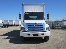 100 26 Truck 2020 New HINO 8 Box With ICC Bumper At Industrial