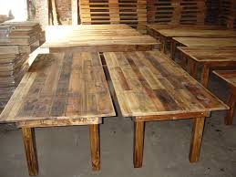 Image Of Simple Rustic Kitchen Tables