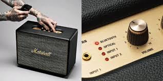 marshall fürs wohnzimmer neue bluetooth speaker