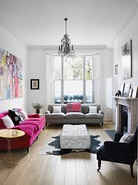 Sofa Pink by Pink Sofas An Unexpected Touch Of Color In The Living Room