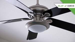 Ceiling Fan Wobbles When On High by How To Fix A Wobbly Ceiling Fan Howstuffworks