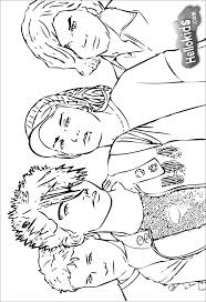 Emo Love Colouring Pages Page 2