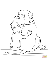 Click The Henry And Mudge Coloring Pages