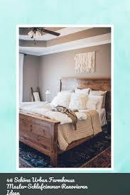 46 schöne farmhouse master schlafzimmer renovieren