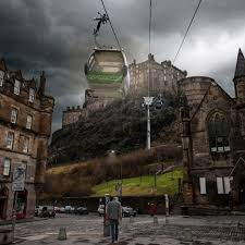 100 Edinburgh Architecture And Finally Architects Take April Fools To New Heights