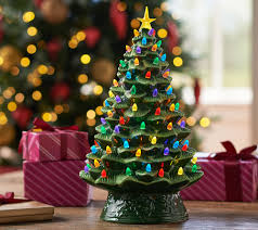 Replacement Light Bulbs For Ceramic Christmas Tree by Mr Christmas 17