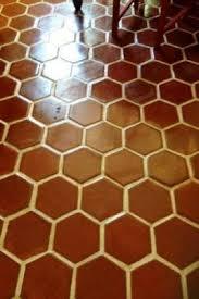 soon after restoring saltillo tile homeowner floored by the