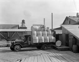 Central Motor Transfer Truck - City Of Vancouver Archives