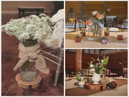 Stunning Rustic Wedding Decorationscenterpiecescollage Has