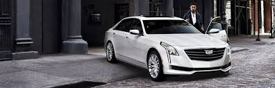 Cadillac Lease Specials