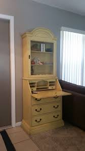 sale vintage jasper cabinet secretary desk in gwinnett county