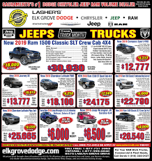 100 Used Trucks Sacramento Dodge Ram Jeep Bee Ad For Elk Grove Dodge Chrysler Jeep