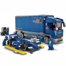 Sluban Bull Racing Truck Building Blocks Powerful F1 Car Truck For ... Buy Lionel Tmt418 Flatbed Toy Truck Operation Helicopter Car Olympic Folders Esso Flatbed Truck Hanomag 42920 Us Zone Germany Greenlight Hd Trucks Series 1 Intertional Durastar Amazoncom Matchbox Rev Rigs Toys Games Sandi Pointe Virtual Library Of Collections Lego City For Kids Youtube Gazaa 1932 3d Model Hum3d Mack Log Trailer Diecast Replica 132 Scale Assorted Jada 124 1952 Chevy Trade Me Bruder Granite W Low Loader Jcb Long Haul Trucker Newray Ca Inc Candylab Bad Emergency Black Otlw004 Sportique