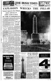 bureau d olier vintage explosion wrecks the pillar the times reports from 1966
