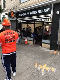 100 Wing House Brooklyn On Twitter Right Now