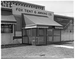 Fox Tent And Awning Co. | Old News Orlando Awning Installer Awnings 1950s Vintage Jc Higgins Canvas Umbrella Tent Sears Model Camping Roof Top Camper Family Car Shade Trailer Beach Main And Only Chrissmith Durban Appealing Carports Between Two Buildings Commercial Kansas City Universal Tent Canopy Awning Porch Idea Fox And Co Old News Monumental 1940s Americana Painted Circus Banner By O Henry Forever Young At Overland Equipment Tacoma Habitat Line Overland Ground Tentawning Options Bound Community