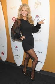 Model Christie Brinkley Attends The Sports Illustrated Swimsuit 50 Years Of Swim In NYC Celebration At