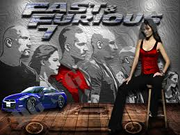Fast And Furious 7 by davebond37 on DeviantArt