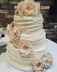Rustic Burlap Flowers Ivory Champagne Blush Set Of 2 Bridal Wedding Decoration Wholesale Fabric Cake Toppers