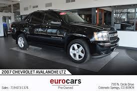 2007 Chevrolet Avalanche LTZ Stock # E1090 For Sale Near Colorado ...