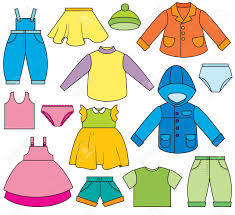 Dress Clipart Kind Clothes 4