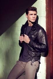 76 best men u0027s black leather jackets images on pinterest menswear
