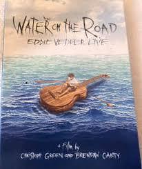 Eddie Vedder No Ceiling by Eddie Vedder Water On The Road Eddie Vedder Live Dvd At Discogs