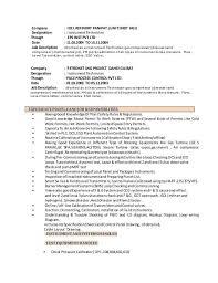 Dresser Rand Singapore Jobs by Mechanic Technician Job Description Job Description Hvac