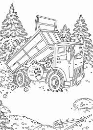 100 Coloring Pages Of Trucks Inspirational Crayola Dump Truck Teachinrochestercom